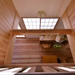 建築写真 のびのびと子育てできる家竣工写真