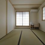 建築写真 和室竣工写真