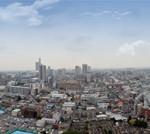 360°パノラマ写真 大宮眺望写真