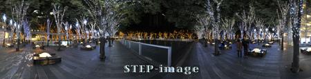 360°パノラマ写真 さいたま新都心