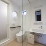 トイレ洗面竣工写真:神奈川県川崎市の建築写真