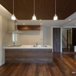 キッチン竣工写真:神奈川県川崎市の建築写真