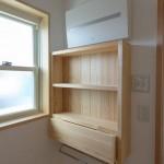 洗面棚_竣工写真:埼玉県さいたま市の建築写真