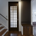 廊下竣工写真:神奈川県川崎市の建築写真