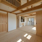 2F洋室竣工写真:埼玉県さいたま市の建築写真