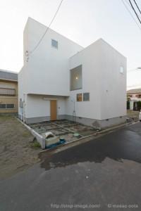 竣工写真修整前:神奈川県茅ヶ崎市の建築写真
