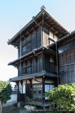 明治期の木造3階建