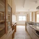 建築竣工写真 キッチン