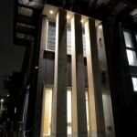 建築写真 建物夜景竣工写真