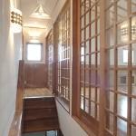 建築竣工写真 階段