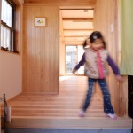 建築竣工写真建築写真 のびのびと子育てできる家の竣工写真 のびのびと子育てできる家