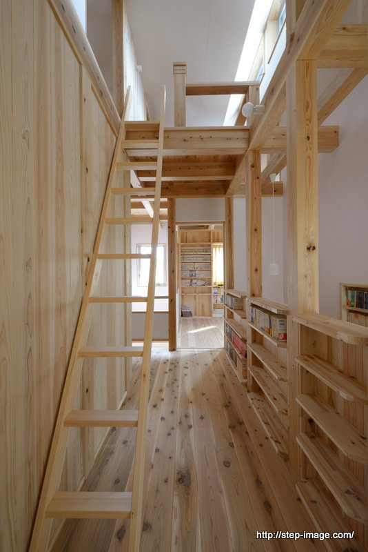 竣工写真_2Fホール:埼玉県坂戸市の建築写真