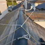 DIYで屋根ペンキ塗り