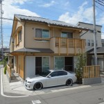 竣工写真_外観:埼玉県坂戸市の建築写真