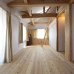 竣工写真_2F洋室:埼玉県坂戸市の建築写真