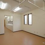 診療施設の竣工写真_処置室:神奈川県平塚市の建築写真