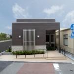 診療施設の竣工写真_外観正面:神奈川県平塚市の建築写真
