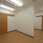 診療施設の竣工写真_診察室:神奈川県平塚市の建築写真