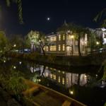 倉敷の夜景